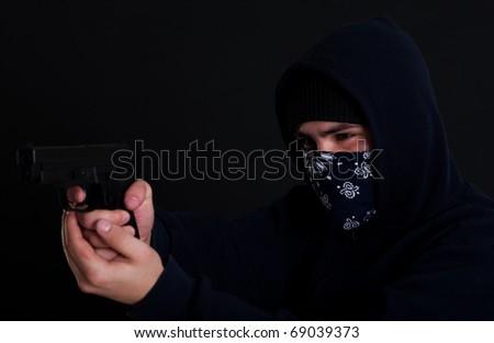 Terrorist holding