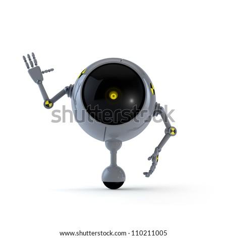 Test Robot Salut