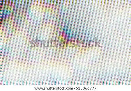 Test Screen Glitch Texture #615866777