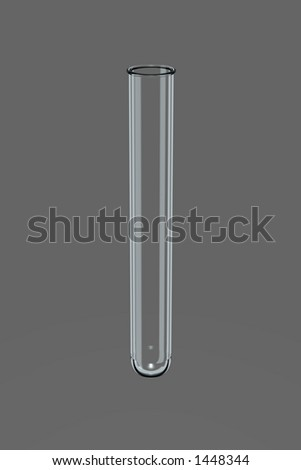 Test Tube Empty