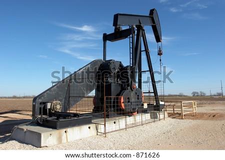 Texas pumpjack