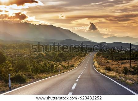 Texas roadway