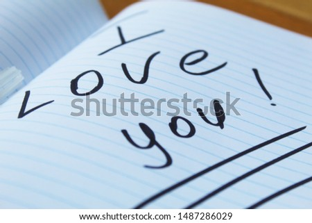 text messages on stickers. message paper #1487286029