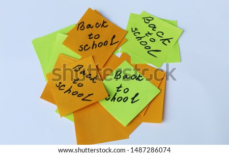 text messages on stickers. message paper #1487286074