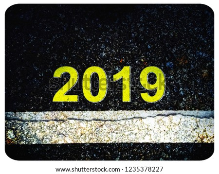 Text 2019 on Asphaltic Concrete #1235378227