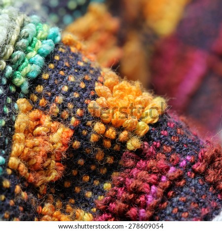 Textile and fashion industry.