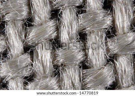 Textile fibre structure