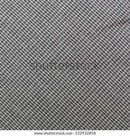 textile grey crumpled background closeup