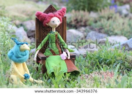 Кресло Green Glade