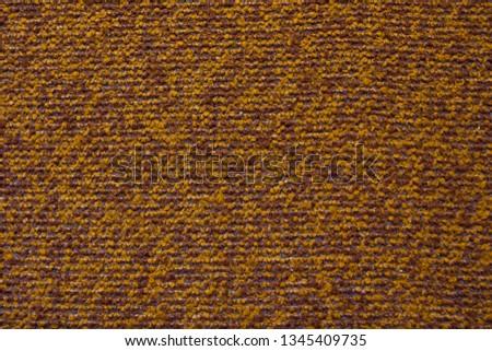 Textile texture. Brown textile. Textile background. #1345409735