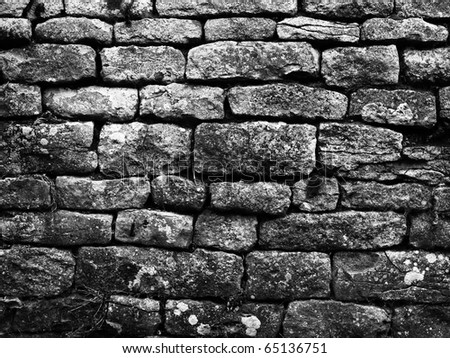 texture background of brick work