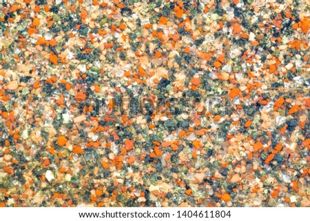 Texture background, pattern. Background texture, pattern. Border on the street of the city made of stone. Granite. a line separating two political or geographical areas