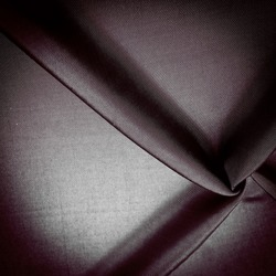 texture, background, pattern, pattern, chocolate, silk fabric, tight weaving, photo studio. Black, darkgray, gray color of the fabric, The play of light and shadow make this photo unique