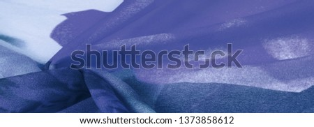 Texture, background, pattern, postcard, silk fabric, female color scarf with blue white flowers. The gorgeous design is based on attractive background images. You will be the best #1373858612