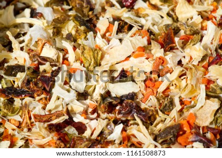 texture background, pattern. Spices for preparation of culinary dishes. Aromatic or pungent vegetable matter used to flavor food, e.g., cloves, pepper, or mace. #1161508873
