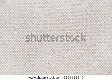 Texture beige cotton textile background