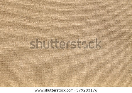 Texture canvas fabric as background light brown  #379283176