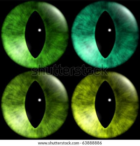 Texture Cat's Eye