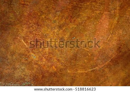 Texture copper sheet