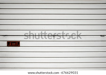 white garage door texture. Texture Cover White Garage Door #676629031