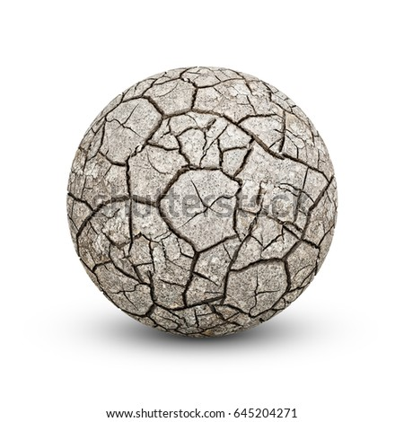 Texture cracked, dry the surface of the earth. Earth  turned into a desert. Global warming, drought. Stockfoto ©