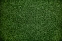 Texture Dark Green Grass Surface Closeup Wallpaper Concept
