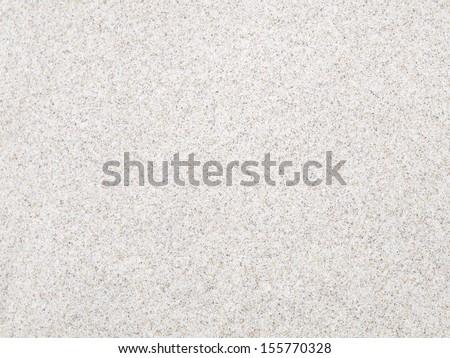 texture fine sand beach in sunny day