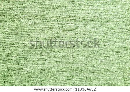 Texture Green Curtain Fabric