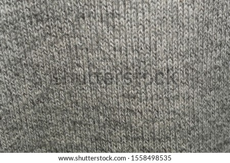 texture grey knitted surface machine knitted  #1558498535