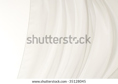 TEXTURE IMAGE- wrinkles of the white cloth