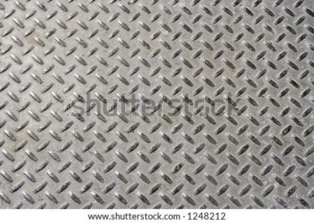 texture métallique Photo stock ©