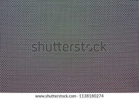 Texture mesh mosquito wire screen #1138180274