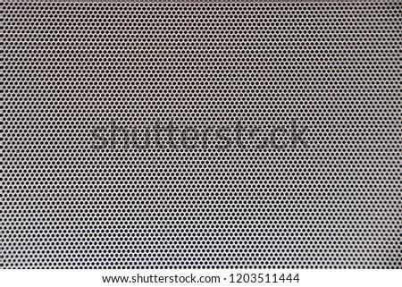 Texture Metallgitter Chrome #1203511444