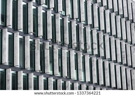Texture of a modern building. Texture of a modern building.