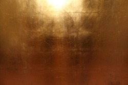 Texture of an gold metall plates