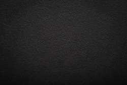 Texture of black concrete background