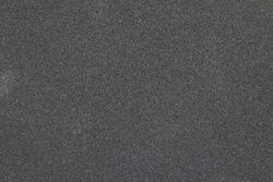 texture of black sponge for background