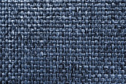 Texture of blue jean seamless, Detail cloth of denim for pattern and background, Close up