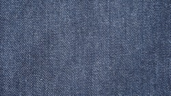 Texture of blue jeans seamless, Detail cloth of denim for pattern and background, Close up