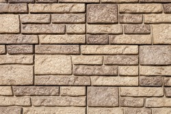 Texture of brick wall for background