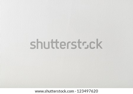 Texture of bright paper with delicate fabric grid pattern
