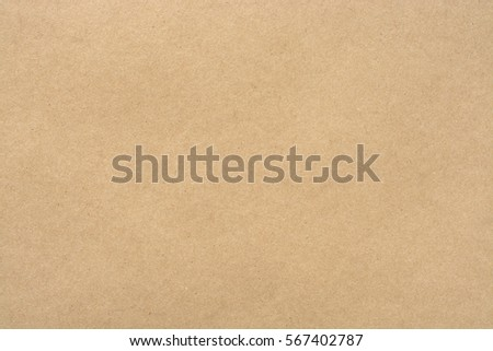 Texture of brown card box for background