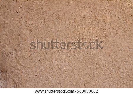 texture of clay wall from clay...