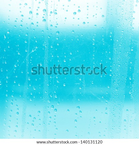 texture of clear blue water, background clean water, purified water, blue water background