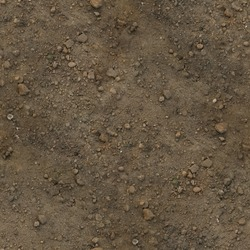 texture of dirty  soil in HDR mode for game design