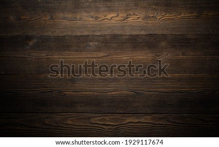 texture of freshly cut wooden planks arranged in lines  Foto stock ©