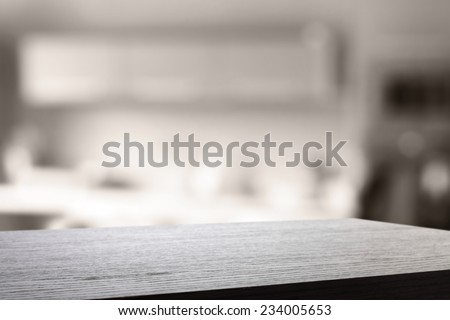 texture of fuzzy kitchen furniture and black desk