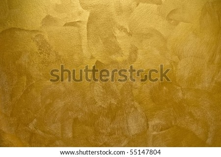 texture of golden background