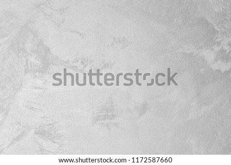 Texture of gray decorative plaster or concrete. Abstract background for design.