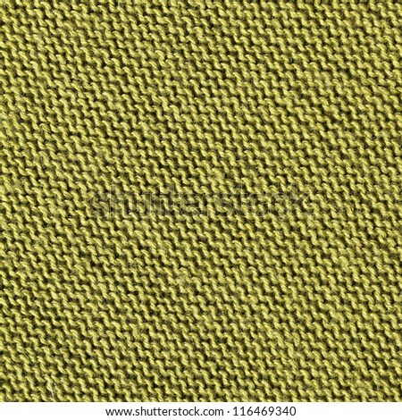 texture of green fabric background